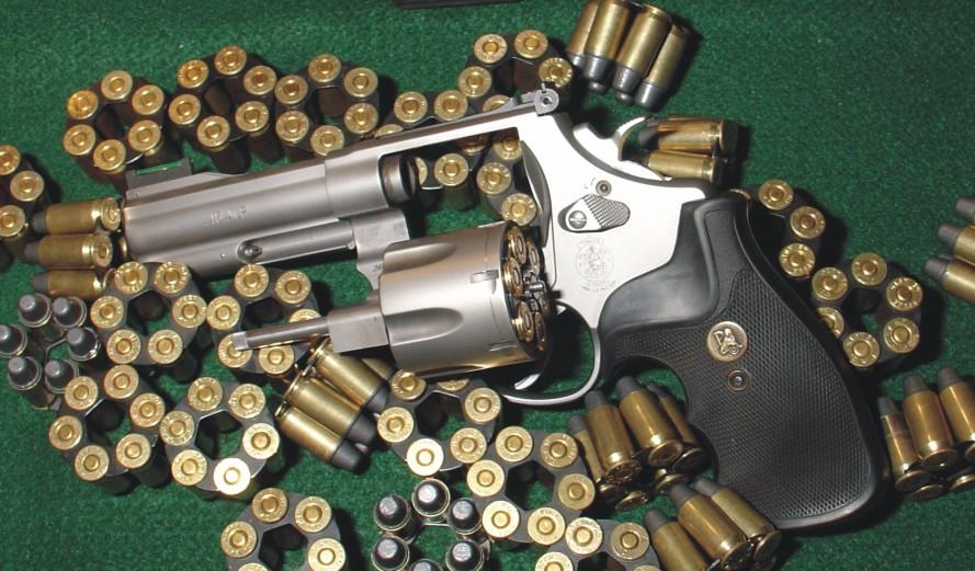 Revolver Pictures - Revolver Handguns