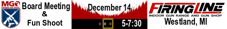 MGO December Meeting